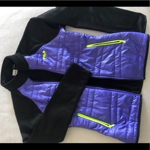 Fila sport jacket size small